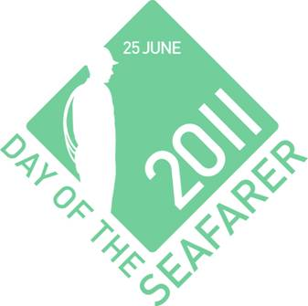 Logo for day of the seafarer