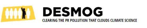 Desmog Logo
